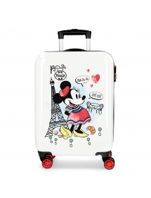 VALIGIA CABINA DI PARIGI MINNIE AROUND THE WORLD