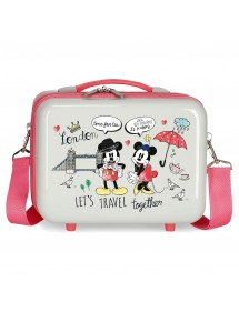 BEAUTY BORSA ADATTABILE ABS MINNIE LONDON DISNEY
