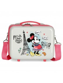 BEAUTY BORSA ADATTABILE ABS MINNIE PARIS DISNEY