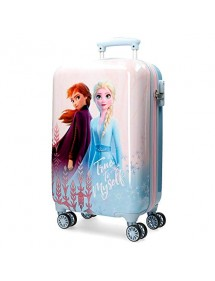 Trolley rigido cabina 55m Frozen True to Myself