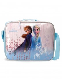 Borsa scuola FROZEN True To Myself Blue