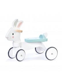 Giochi in legno Esecuzione di Rabbit Ride-On