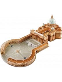 Puzzle 3D Basilica di San Pietro