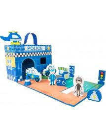 Valigetta Stazione della polizia