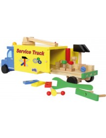 Camion Service Truck