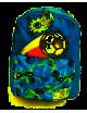 Zaino Asilo Young Boy Goal