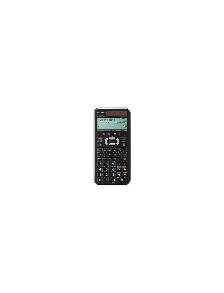 Calcolatrice scientifica EL-W506TBLS Sharp
