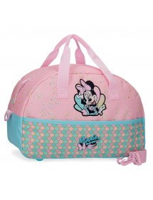 BORSA DA VIAGGIO MINNIE MERMAID 40CM