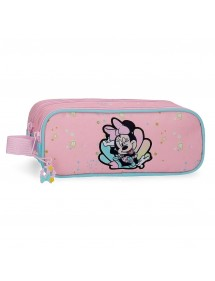 ASTUCCIO MINNIE MERMAID DUE SCOMPARTI