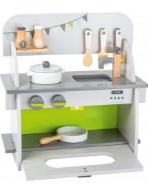 Cucina per bambini compatta