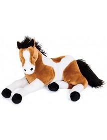 DECAR Peluche Cavallo steso L.100cm