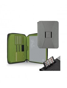 INTEMPO PORTA BLOCCO CANVASS CON ZIP