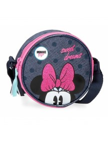 Borsa a Tracolla Rotonda Sweet Dreams Minnie