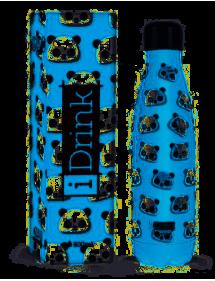 I Drink Bottiglia termica 500 ml  Panda