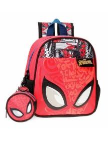 Zaino pre scuola Spiderman Comic 25 Cm
