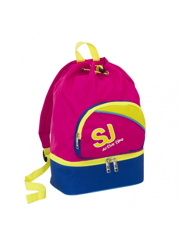 SACCA SPORT BAG SJ GANG SJ ACTIVE TIME SEVEN