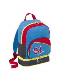 ZAINETTO LUNCH BACKPACK SJ GANG SJ ACTIVE TIME SEVEN