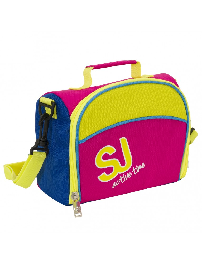ZAINETTO LUNCH BAG SJ GANG SJ ACTIVE TIME SEVEN
