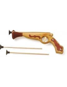 Pistola dei pirati «Hook» Legno