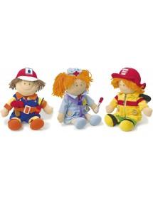 Bambole «Lavoratori»
