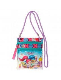 BORSA A TRACOLLA SHIMMER AND SHINE WISH CON TASCA FRONTALE