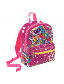 ZAINO MINI BACKPACK SEVEN SJ GANG CHERRY POP