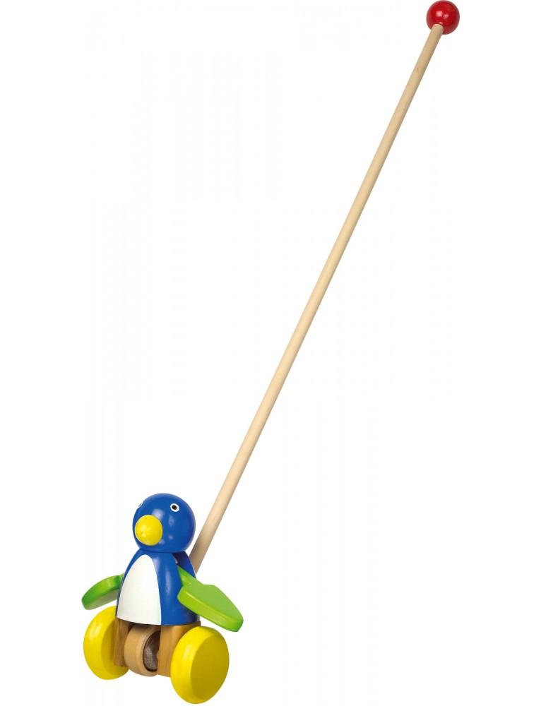 Giochi in legno «Battito d'ali» da spingere