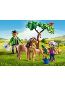 Veterinario dei Pony Playmobil