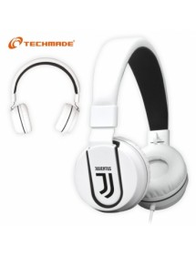 CUFFIE + MICROFONO 3,5MM TECHMADE TM-IP952-JUV JUVENTUS