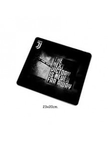 Mouse Pad Tappetino Logo Ufficiale F.c. Juventus
