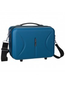 BORSA CAMBODIA ROLL ROAD BLU ADATTABILE AL CARRELLO