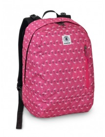 ZAINO REVERSIBLE BACKPACK INVICTA ROSA