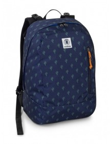 ZAINO REVERSIBLE BACKPACK INVICTA BLU