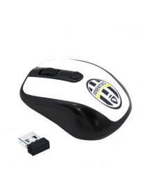 Mouse Ottico Wireless Juventus