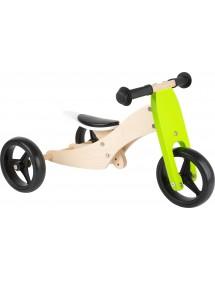 Triciclo Trike 2 in 1 in Legno