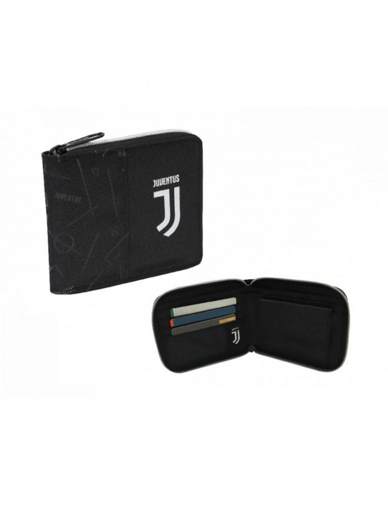 nuovo arrivo aa29a 36389 Porafoglio Zip Juventus Seven