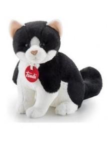 Gatto bianco/nero Trudi