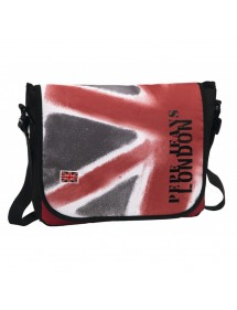 TRACOLLA PEPE  JEANS RED CAMU