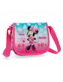 BORSA A TRACOLLA PICCOLA MINNIE HEART