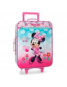 VALIGIA CABINA MINNIE HEART DISNEY