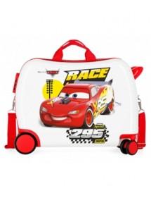 Valigia Per Bambini 4 Ruote Ruote RACE CARS