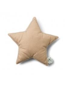 "Cuscino forma ""stella"" Picca Loulou [rosa, 32cm]"