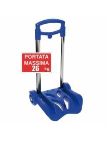 CARRELLO PORTAZAINO POOLOVER 26 KG BLU