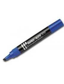 Marcatore punta Scalpello W10 BLU Tratto 5,5 mm