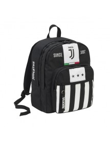 SCHOOLPACK JUVENTUS LEAGUE ZAINO BIG PLUS + ASTUCCIO + OROLOGIO
