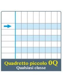 ONE COLOR QUADERNO DIDATTICO PER  DISGRAFIA MAXI Q 100GR