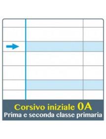 ONE COLOR QUADERNO DIDATTICO PER DISGRAFIA MAXI A 100GR