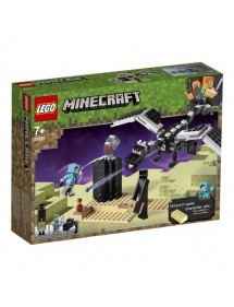 LEGO Minecraft  La battaglia dell'End