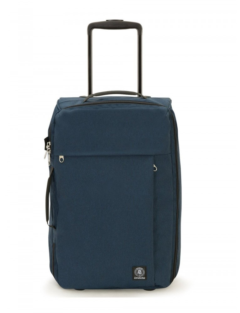 TROLLEY S TRAVEL INVICTA BLU