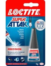 Adesivo Super Attak liquido Loctite - 5 g